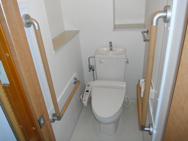 バリアフリー トイレ